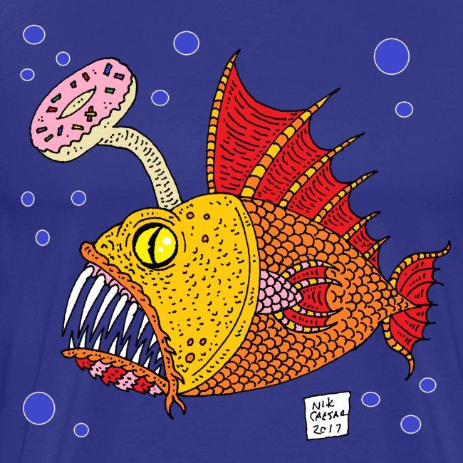 donut fish