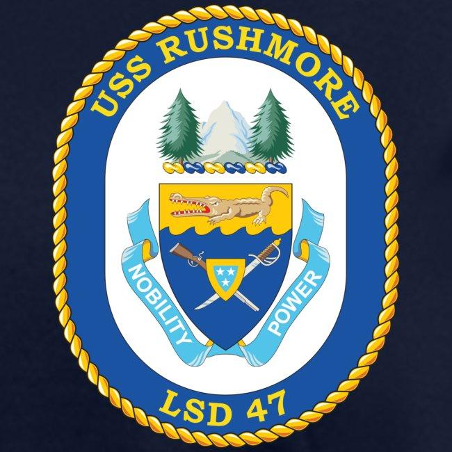 USS RUSHMORE LSD-47 TEE - WOMENS