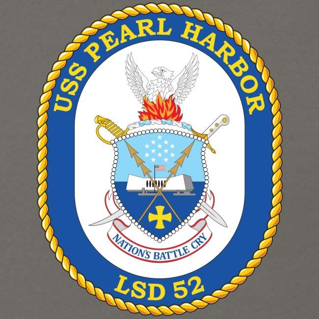 USS PEARL HARBOR LSD-52 SWEATSHIRT