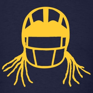 Michigan Dreads Shirt T-Shirts - Men's T-Shirt