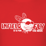 Design ~ Infield Fly Rule Shirt