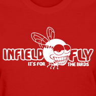 Design ~ Infield Fly Rule Shirt Women's