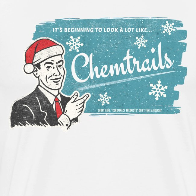 It's Beginning To Look A Lot Like CHEMTRAILS