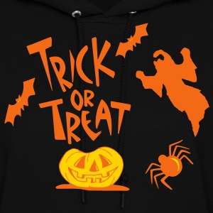 TRICK OR TREAT Hoodies - Women's Hoodie
