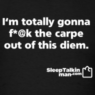 Design ~ MENS: Carpe Diem