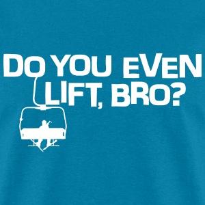 Do You Even Lift, Bro?