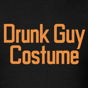 DRUNK GUY COSTUME T-Shirts - Men's T-Shirt
