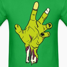 Zombie Hand T-Shirts
