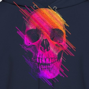 Colorful Skull Hoodies - Men's Hoodie