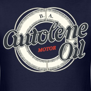 Autolene Oil - Men's T-Shirt