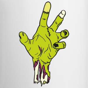 Zombie Hand Accessories - Coffee/Tea Mug