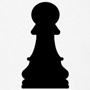 Chess pawn T-Shirts - Men's T-Shirt