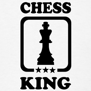 Chess king T-Shirts - Men's T-Shirt