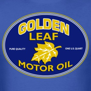 Golden Leaf - Men's T-Shirt