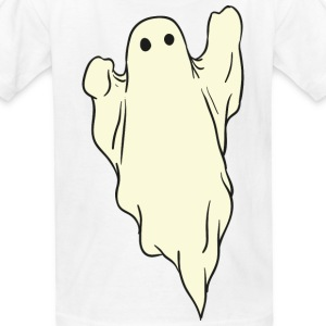 Sheet Ghost Kids' Shirts - Kids' T-Shirt