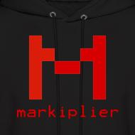 Design ~ Official Markiplier Hoodie - Men's