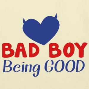 BAD BOY- being GOOD! Bags  - Eco-Friendly Cotton Tote