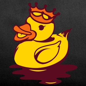 A duck with a crown Bags  - Duffel Bag