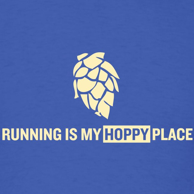 Running is my Hoppy Place