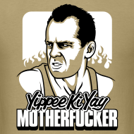 Design ~ Die Hard: Yippee Ki Yay Motherfucker