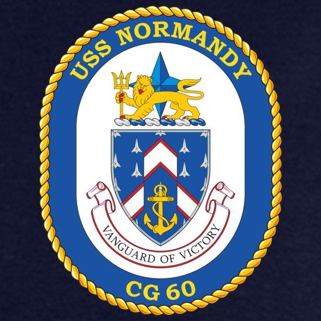 USS NORMANDY MED CRUISE 1991-92 CRUISE SHIRT