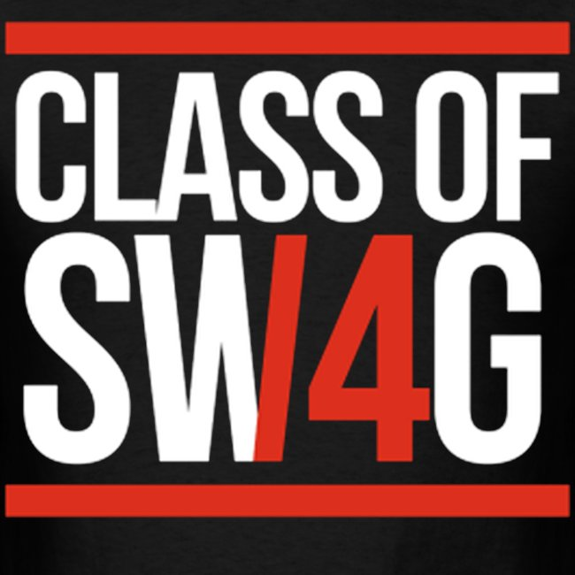 Class Of Swag Red Men