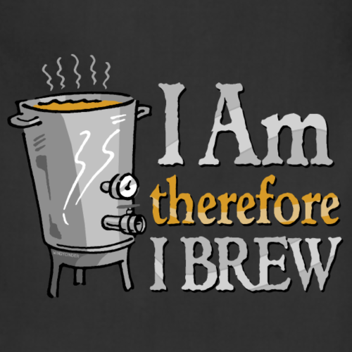 I Am Therefore I Brew