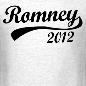 Romney 2012 - Men's T-Shirt