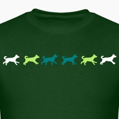 a lot of dogs T-Shirts