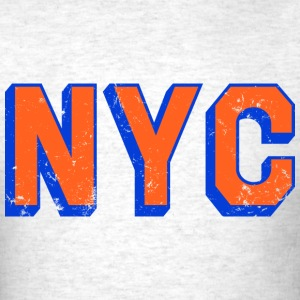 NYC 2 used - Men's T-Shirt