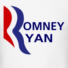Romney Ryan 2012 Design  T-Shirts
