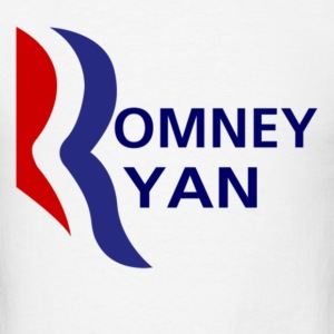 Romney Ryan 2012 Design  T-Shirts - Men's T-Shirt