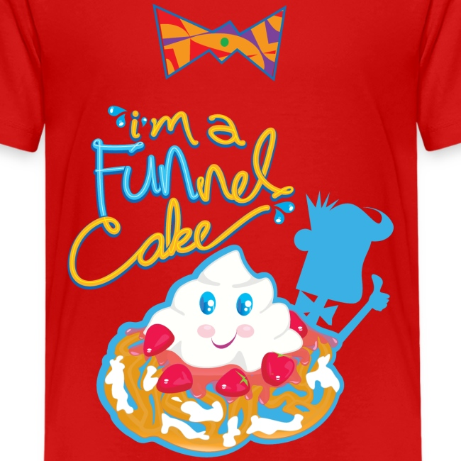 I'm a FUNnel Cake (Kids)