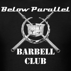Below Parallel - Men's T-Shirt