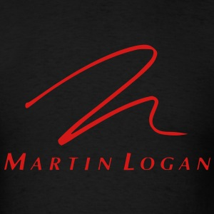 (martin_logan_color) T-Shirts - Men's T-Shirt
