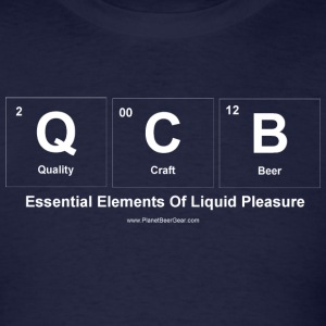 Essential Elements Of Liquid Pleasure - Men's T-Shirt