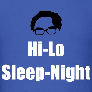 Hi Lo - Sleep Night KCCO T-Shirts - Men's T-Shirt