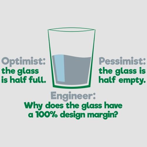 Optimist, Pessimist, Engineer