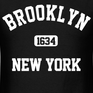 Brooklyn New York - Men's T-Shirt
