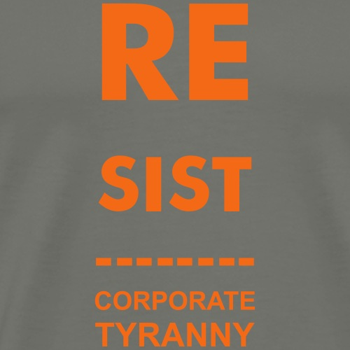 Resist CorporateTyranny 2007