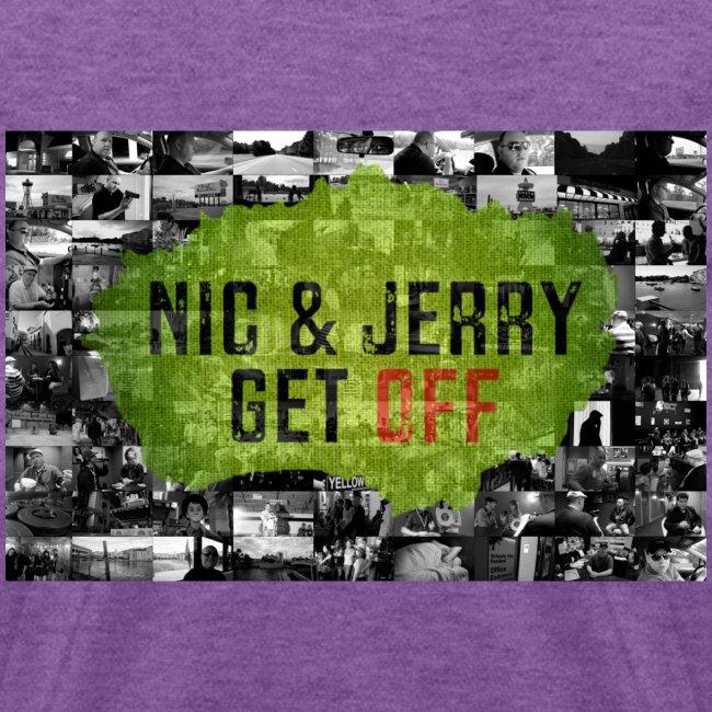 NJ Get OFF Postcard Design