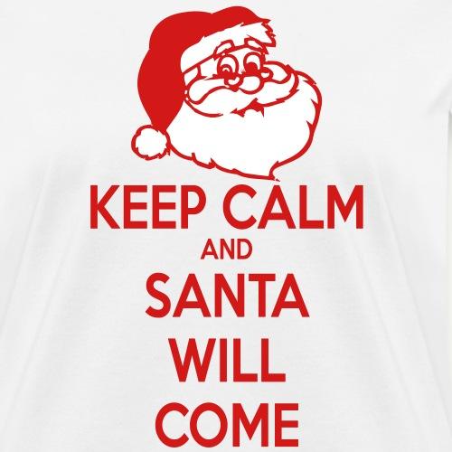 Keep Calm Santa