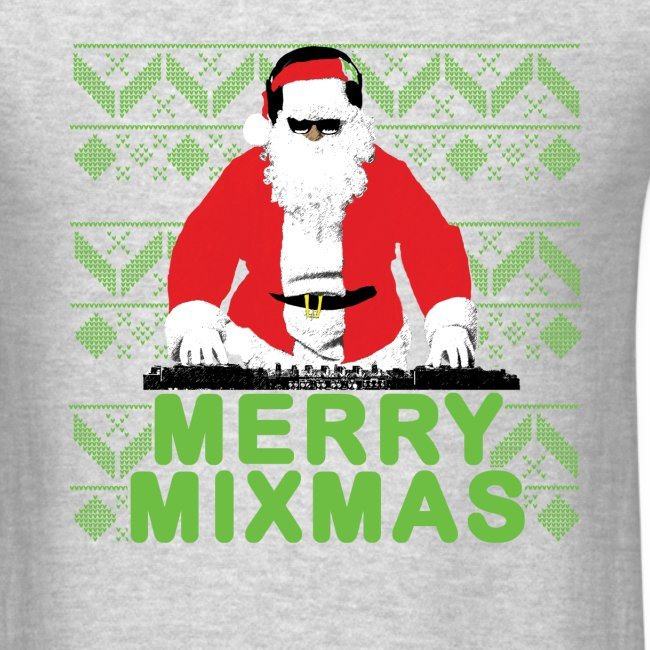 Merry Mixmas to the DJ Men