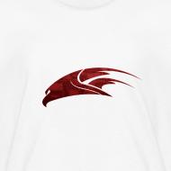 Design ~ The Hawk - Digital Red (Kids)