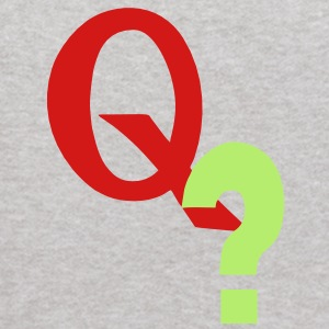 q_question_mark2 Sweatshirts - Kids' Hoodie