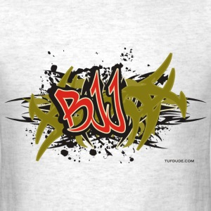 Jiu Jitsu - BJJ Graffiti T-Shirts - Men's T-Shirt