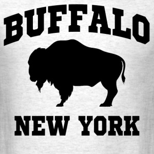 Buffalo New York - Men's T-Shirt
