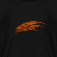 Design ~ The Hawk - Digital Orange (Kids)