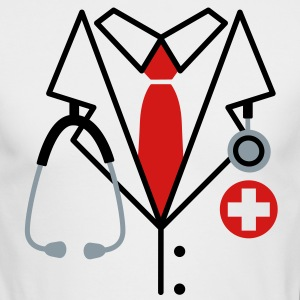Doctor Long Sleeve Shirts - Men's Long Sleeve T-Shirt by Next Level