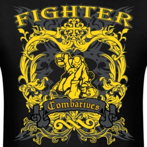 Combatives Fighter New Design T-Shirts - Men's T-Shirt